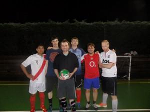 Mike, Paul, Rich, Rolan, Pishty, Big G