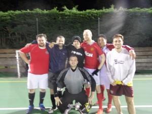 Team Chris - Gaji, Greg, Chris, Billy, Big G, Mike, Pishty