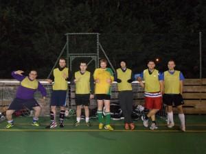 Team Callum - Joe, Rich, Tim, Callum, Dan, Owain, Pugh