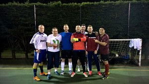 Team Pugh - (Left to Right) Dale, Joe, Pugh, Billy, Karl, Michael PC